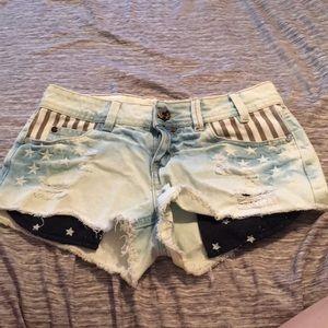 YMI American Shorts